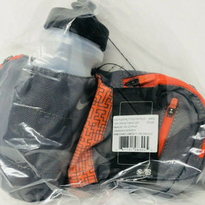 New Nike Hydration Water Bottle Belt Pouch Running